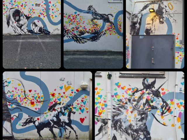 Hester og Enhjørninger