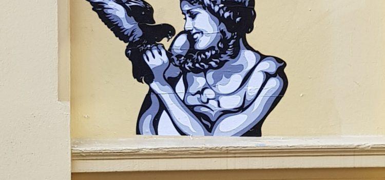 Kvinne med due