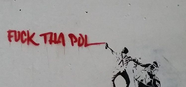 Fuck ta pol…..
