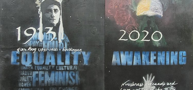 1913 Equality – 2020 Awakening
