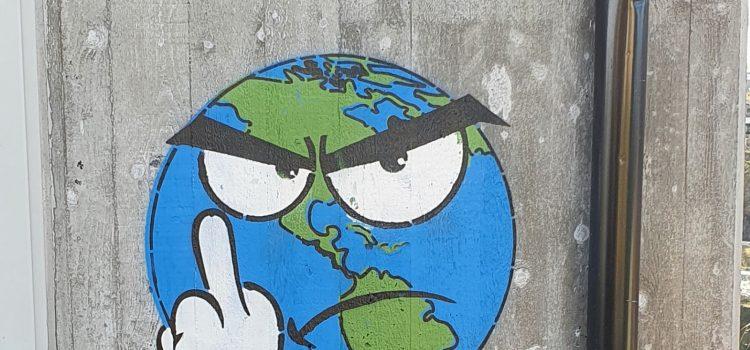 Angry world