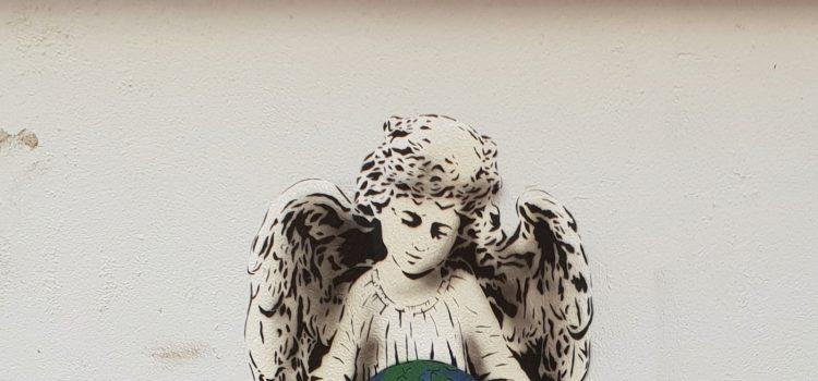 Engel med klode 3