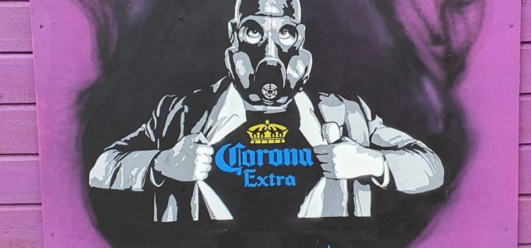 Corona exstra
